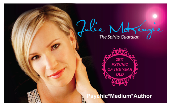 BRISBANE *Private Readings with Julie McKenzie – As Seen on Channel 7 'THE ONE'