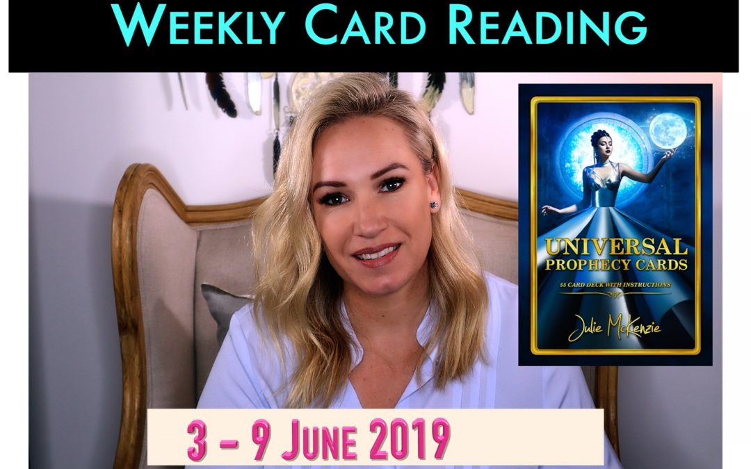 🌸Weekly psychic reading 3-9 June 2019 🐞Mid Year Reflections