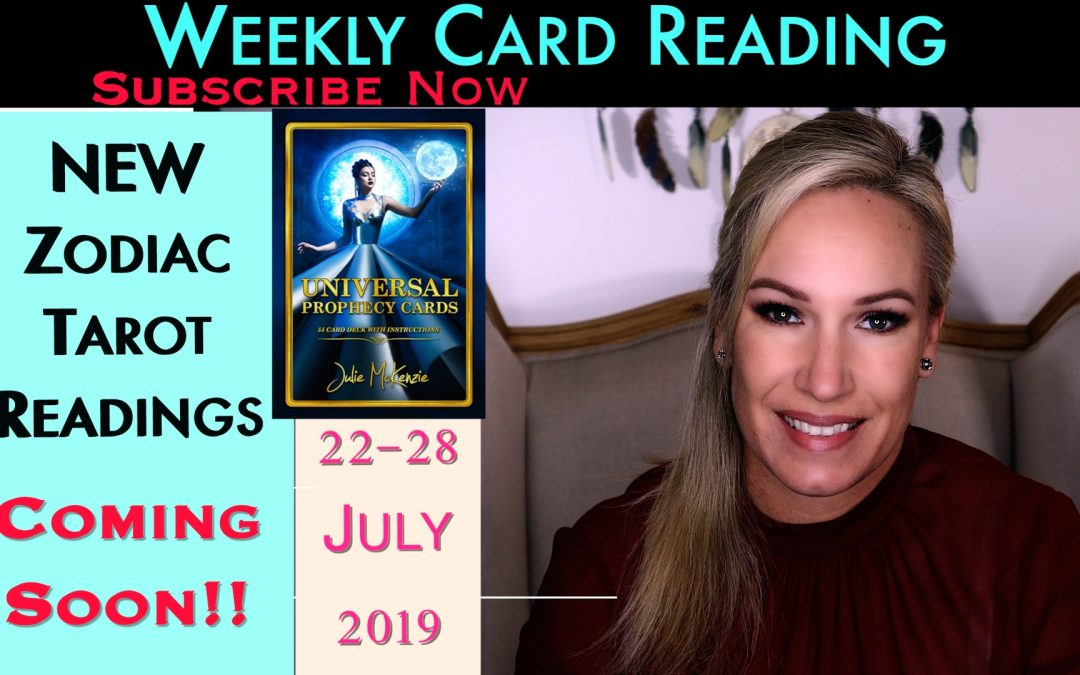 ?Weekly Card Reading 22-28 July ? The Truth is out There ⚡️
