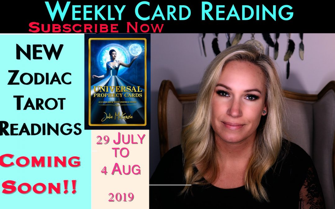 🌸Weekly Card Reading 29 JUL – 4 AUG  😁 What is Your Happy? 🌼