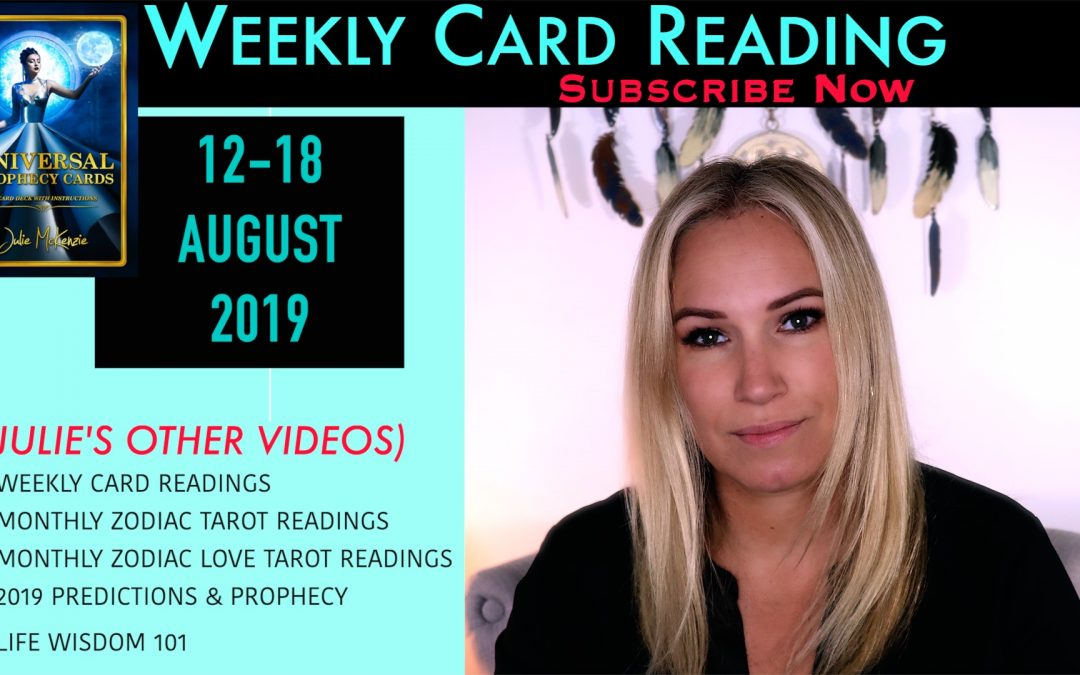 ?Weekly Card Reading 12-18 AUG…The Green Light Is On