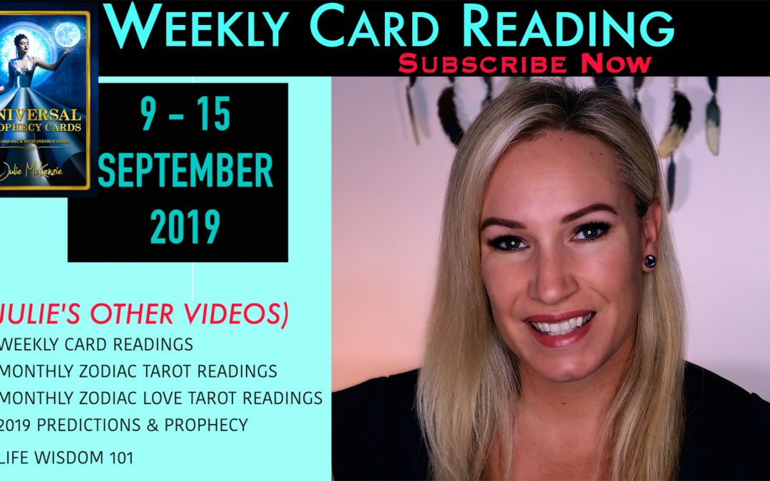 Card Reading 9-15 SEPT Don't let your Past DEFINE You!